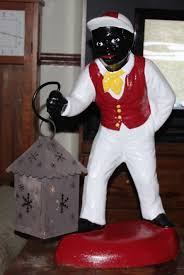 how to refurbish the jocko style lawn jockey