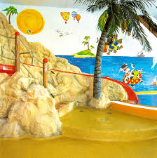 healthy colors daycare flooring floors that need little care silikal