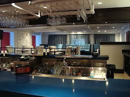 bar hospitality interior design truva restaurant atlanta