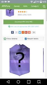 apk opener fifa 16 pack opener apk free