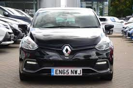 clio renault 2016 used 2016 renault clio 1 6t 16v renaultsport trophy nav 220 5dr