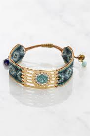 humanity bracelets mishky misty bracelet with gold plate south moon under