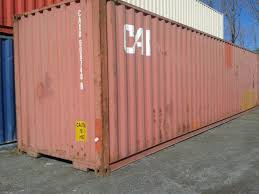 used 40 foot high cube shipping containers for sale container