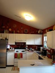 looking for budget friendly lighting ideas for a small kitchen