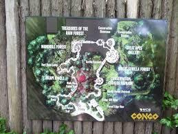 Bronx Zoo Map Bronx Zoo Congo Gorilla Forest Zoochat