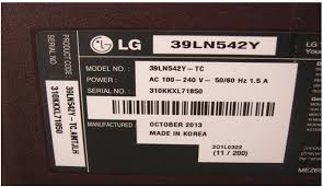 replacing led lights in tv shorted led lights in an led tv repaired model lg electronics