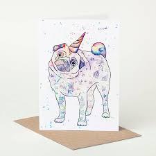 pug birthday cards sample resume for freshers pdf