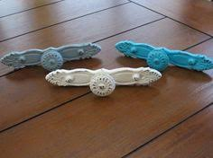 Shabby Chic Cabinet Pulls by This Listing Is For One 1 Cast Iron Dresser Pull Gorgeous