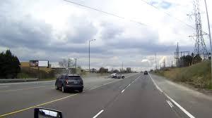 volvo truck dealership toronto toronto dashcam catches near rollover news u0026 features