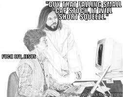Jesus Is A Jerk Meme - jesus is a jerk stock picking jokes memes wall street funnies