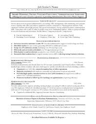 assistant resume template free office assistant resume templates