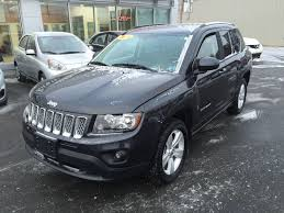 jeep crossover 2014 used 2014 jeep compass north edition in kentville used inventory