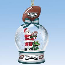 philadelphia eagles snow globe ornaments your 1st one is free
