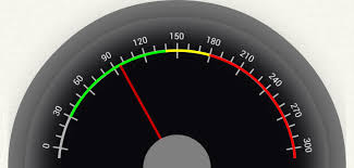speedometer app android speedometer with needle for android jetcracker