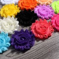 Polyester Flowers - fabric chiffon flowers 3d price comparison buy cheapest fabric