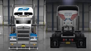 postal vehicles american truck simulator mods