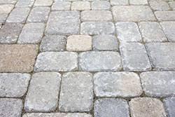 How To Lay Patio Bricks How To Install Patio Pavers Tile Tech Pavers