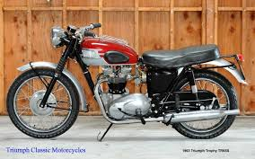 triumph tr6 motorcycles for sale