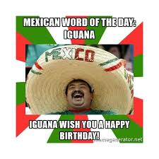 Mexican Birthday Meme - 150 happy birthday memes dank memes only