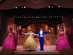beauty and the beast live on stage wikipedia