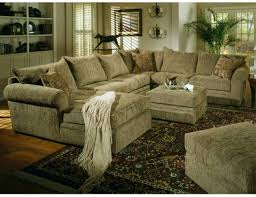 Chenille Sectional Sofas by Sofa Beds Design Remarkable Modern Olive Green Sectional Sofa