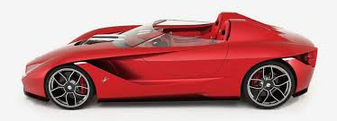 ferrari supercar okuyama transforms the ferrari 599 into the kode57 supercar