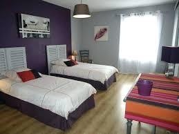 peinture murale chambre peinture mur chambre peinture murale chambre gris taupe aubergine