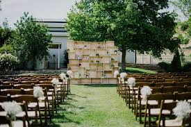 wedding backdrop outdoor diy outdoor wedding ceremony backdrop an intimate outdoor