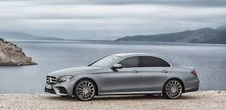 mercedes hp the 2017 mercedes e class gets a 241 hp turbo four cylinder
