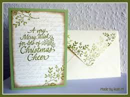 flower sparkle monochromatic mistletoe warm wishes card