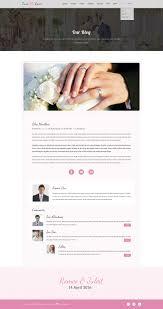 Blog 2 True Love Onepage Wordpress Wedding Theme By Themographyy