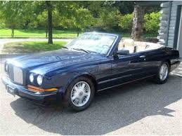 old bentley convertible classic bentley azure for sale on classiccars com
