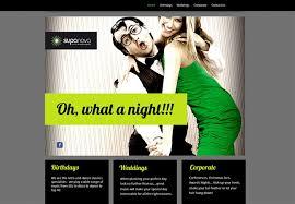 unique business ideas with gorgeous websites