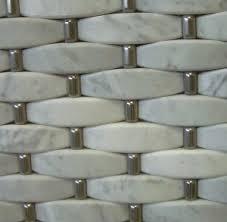 Beautiful Unique Tile Backsplash Contemporary Home Design Ideas - Basket weave tile backsplash