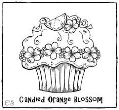 cute cupcake coloring pages icolor