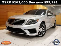 2015 mercedes s class price certified pre owned 2015 mercedes s class s63 amg 4d sedan