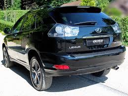 lexus rx400h bluetooth used 2007 lexus rx 400h se cvt lexus service history just