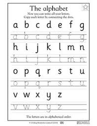 learn to print the alphabet traceable print outs ask me how it