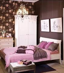 Purple And Brown Bedroom Decorating Ideas - girlish pink and chocolate bedroom 1 pink themed bedroom
