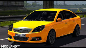 opel indonesia opel vectra 1 30 mod for ets 2