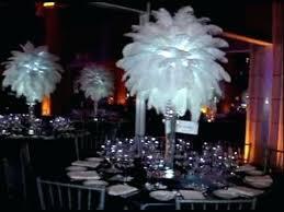 ostrich feather chandelier modern lighting ostrich feather