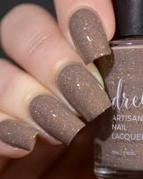 light brown nail polish consider the coconut femme fatale cosmetics