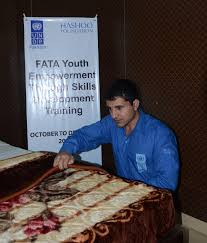 training for a better future undp in pakistan
