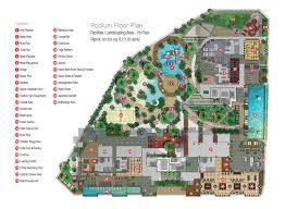 100 suntec city mall floor plan marina one singapore by m s