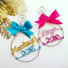 handmade personalized ornaments promotion shop for promotional