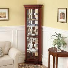 corner curio cabinets for sale corner curio cabinet cherry corner curio cabinet corner curio