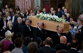 funeral traditions and customs which are alive and thriving in the