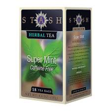 stash tea mint 18 s drugs