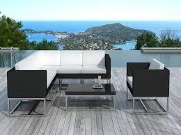 Canape Tresse Exterieur Fabulous Lot Table Exterieur Design Cheap Salon De Jardin En Rsine Tresse