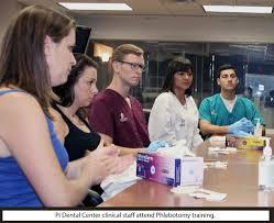 phlebotomy and prp at pi dental center